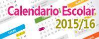 Calendario Escolar 2015/2016